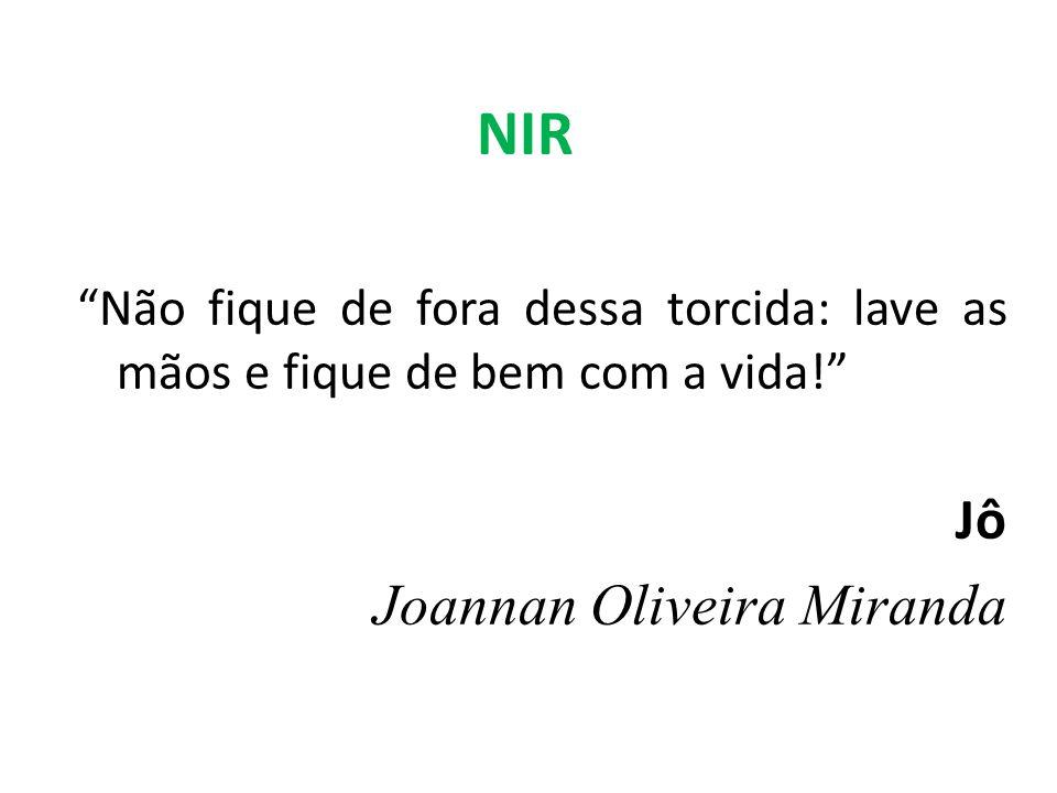 NIR Jô Joannan Oliveira Miranda