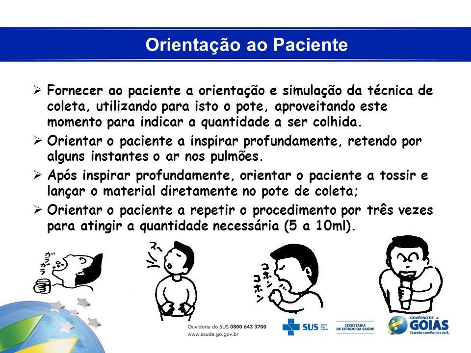 Orientação ao Paciente