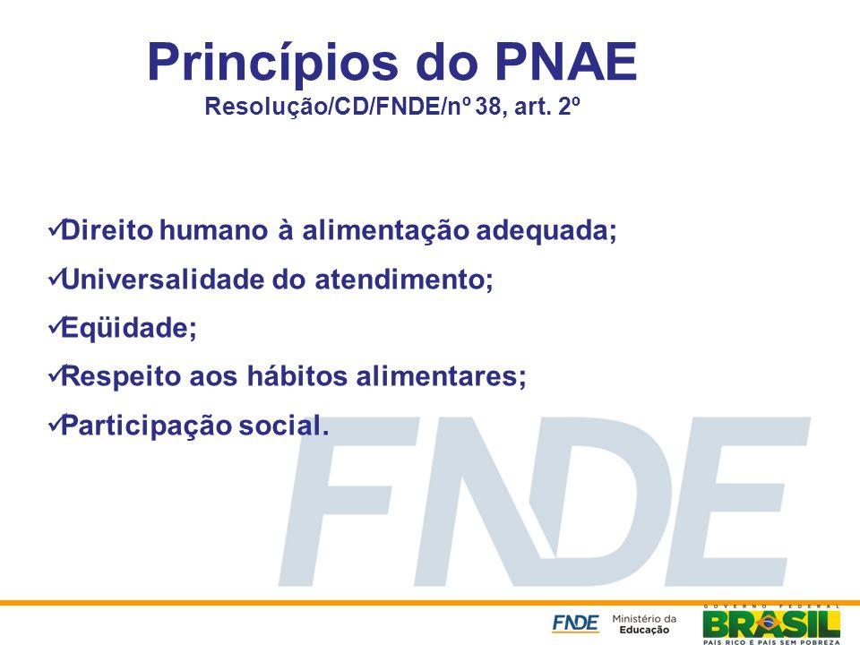 Resolução/CD/FNDE/nº 38, art. 2º