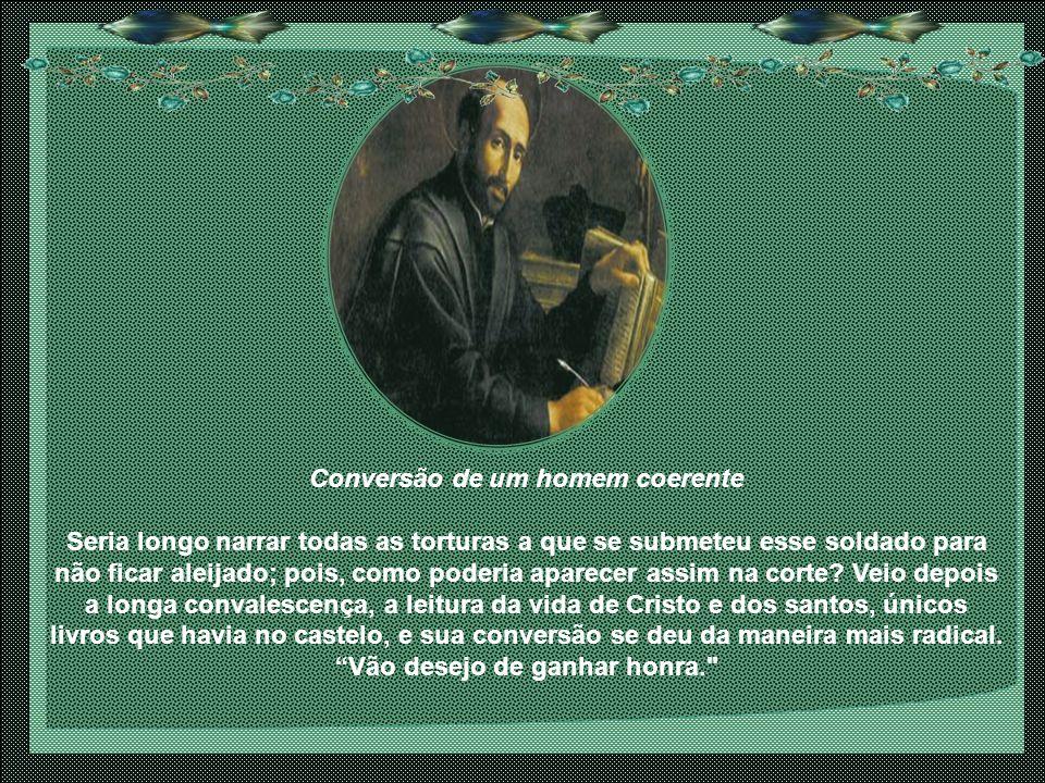 Conversão de um homem coerente