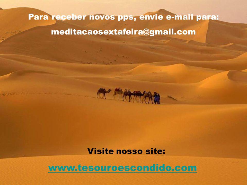 Para receber novos pps, envie e-mail para: