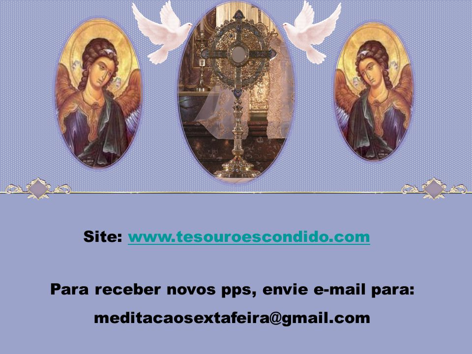Site: www.tesouroescondido.com