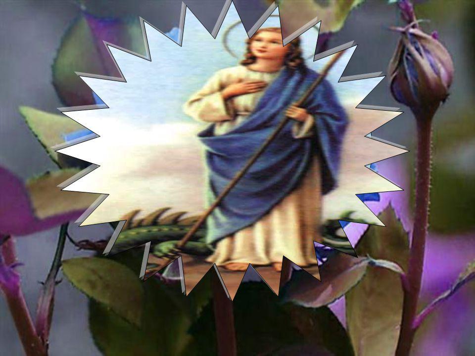Santa Marta, hospedeira de Cristo