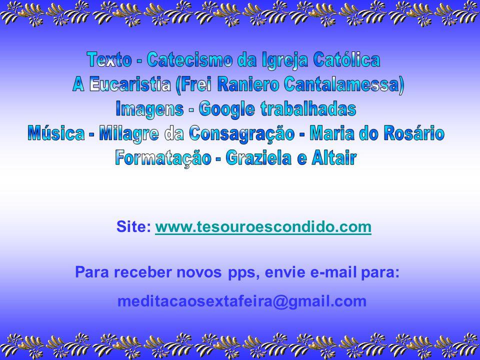 Site: www.tesouroescondido.com