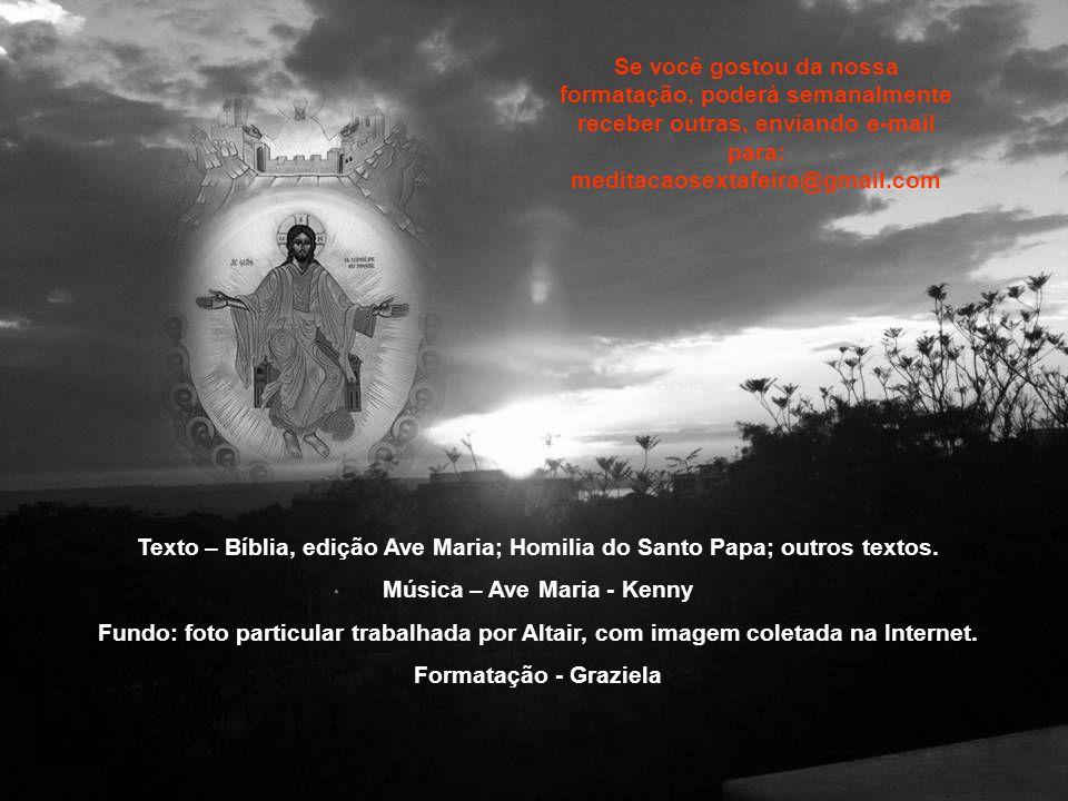 Música – Ave Maria - Kenny