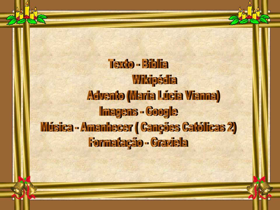 Advento (Maria Lúcia Vianna) Imagens - Google