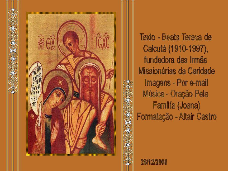 Missionárias da Caridade Imagens - Por e-mail Música - Oração Pela