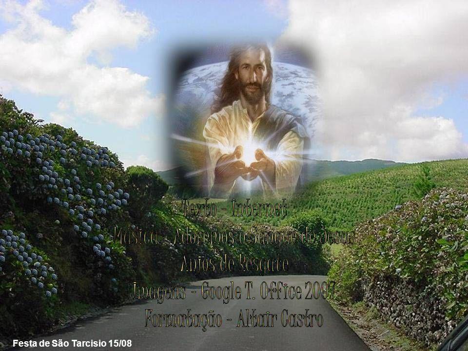 Música - Adoremos o Sangue de Jesus Anjos de Resgate