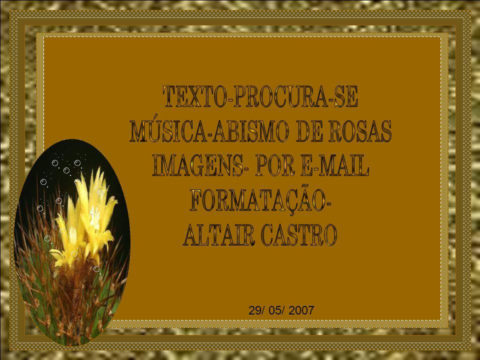 MÚSICA-ABISMO DE ROSAS