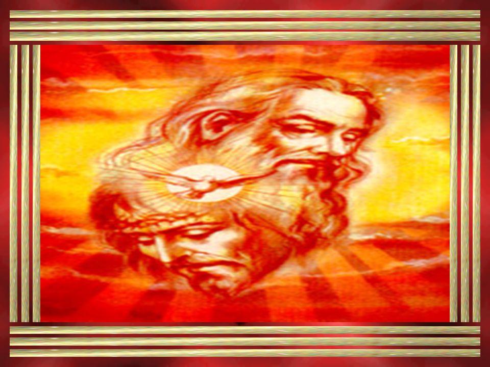 O Espírito Santo nos transforma interiormente e nos torna filhos à imagem do Filho.