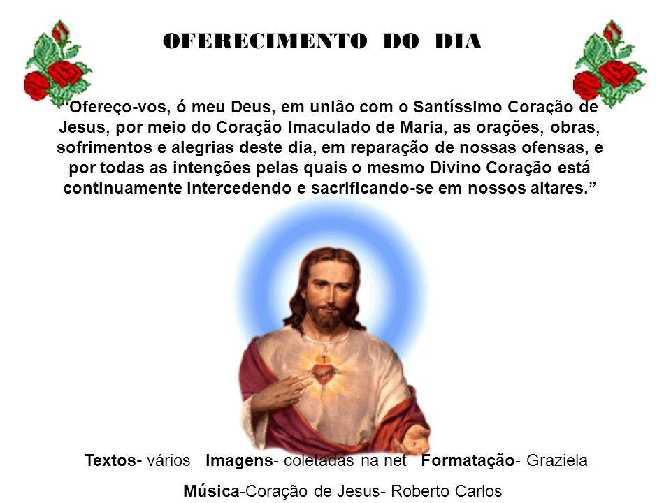 OFERECIMENTO DO DIA
