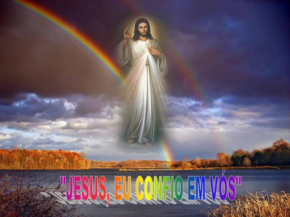 JESUS, EU CONFIO EM VÓS