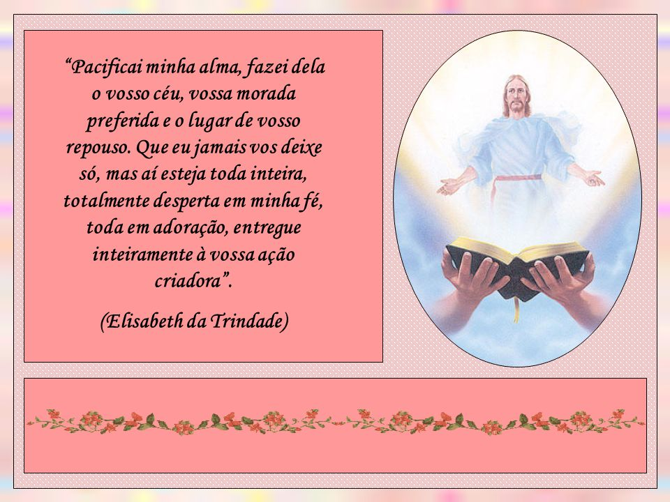 (Elisabeth da Trindade)