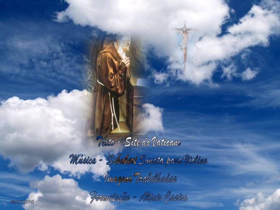 Texto - Site do Vaticano Música - Schubert Sonata para Violino
