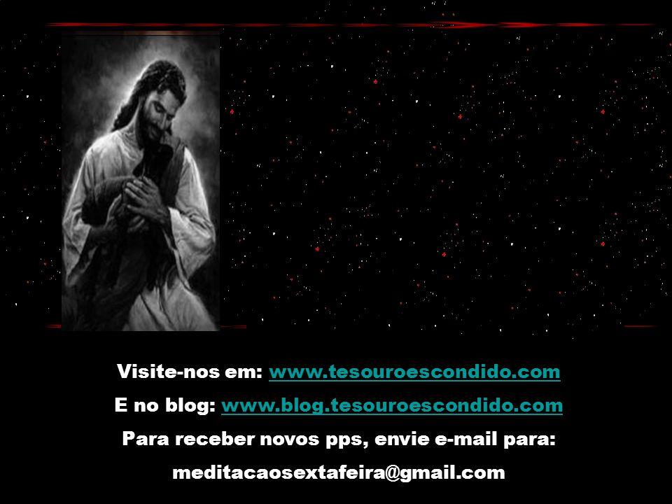 Visite-nos em: www.tesouroescondido.com