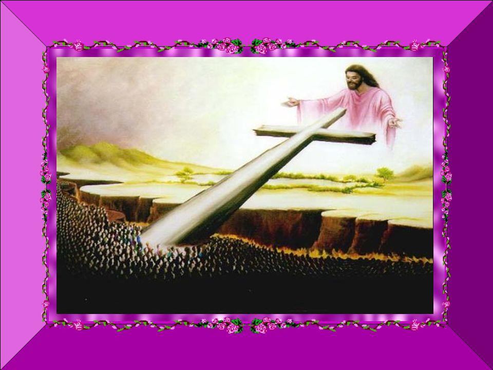 (Lc 9,23-24) O caminho da santidade passa pela Cruz.
