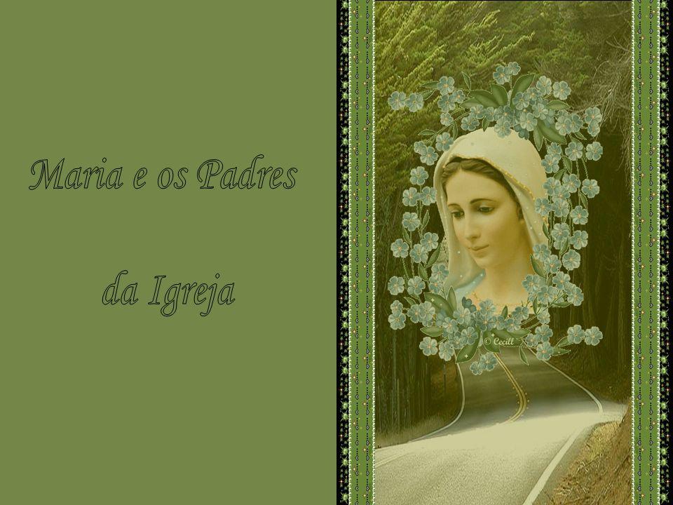 Maria e os Padres da Igreja
