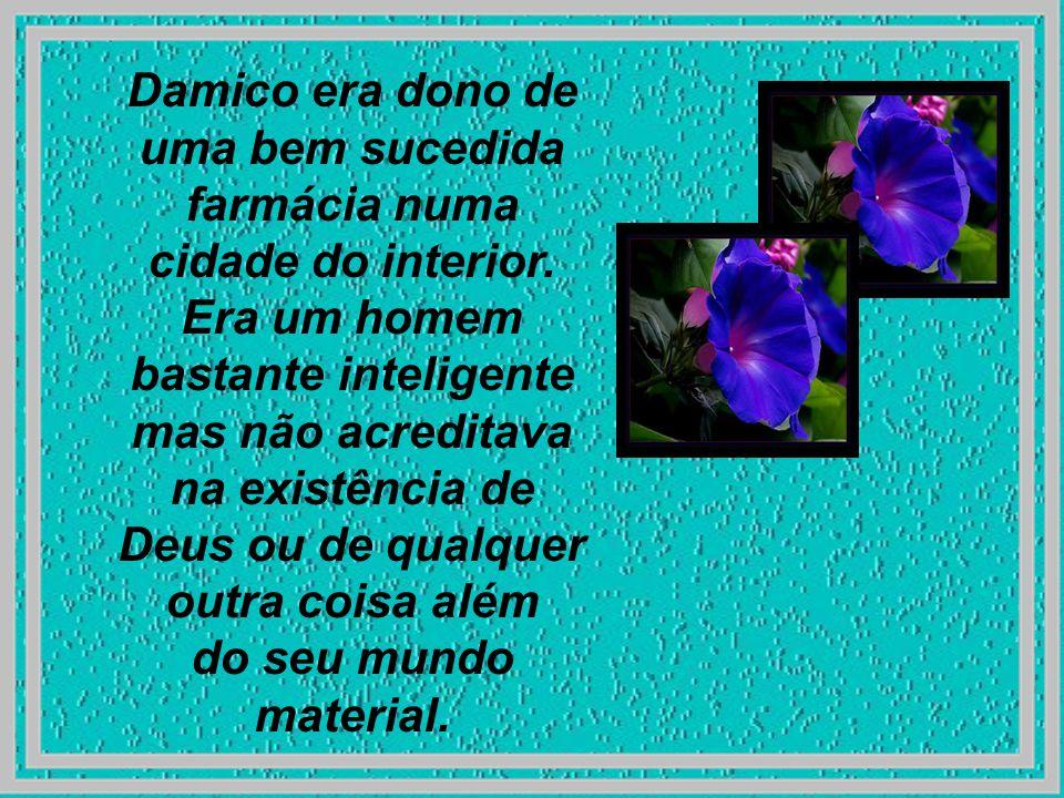 Damico era dono de uma bem sucedida