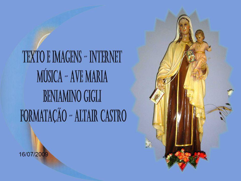 Texto e imagens - Internet Música - Ave Maria Beniamino Gigli