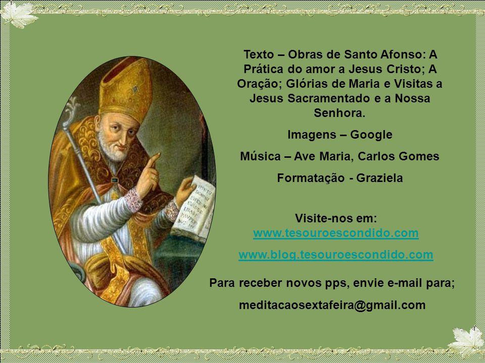 Música – Ave Maria, Carlos Gomes Formatação - Graziela
