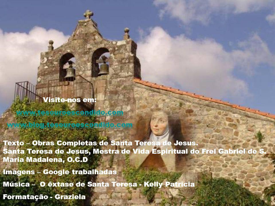Visite-nos em: www.tesouroescondido.com. www.blog.tesouroescondido.com.