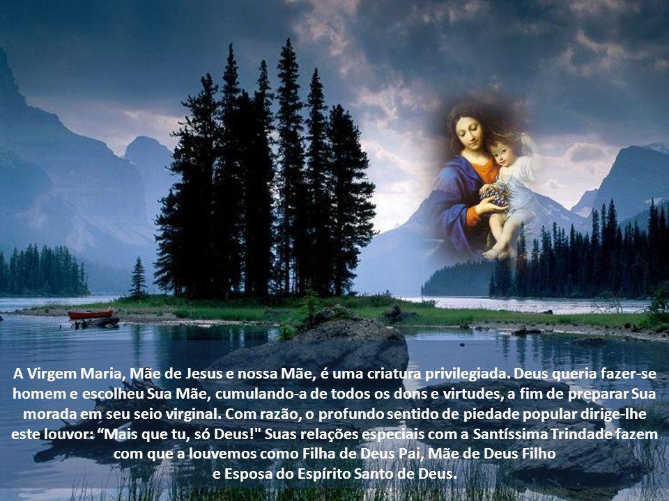 e Esposa do Espírito Santo de Deus.
