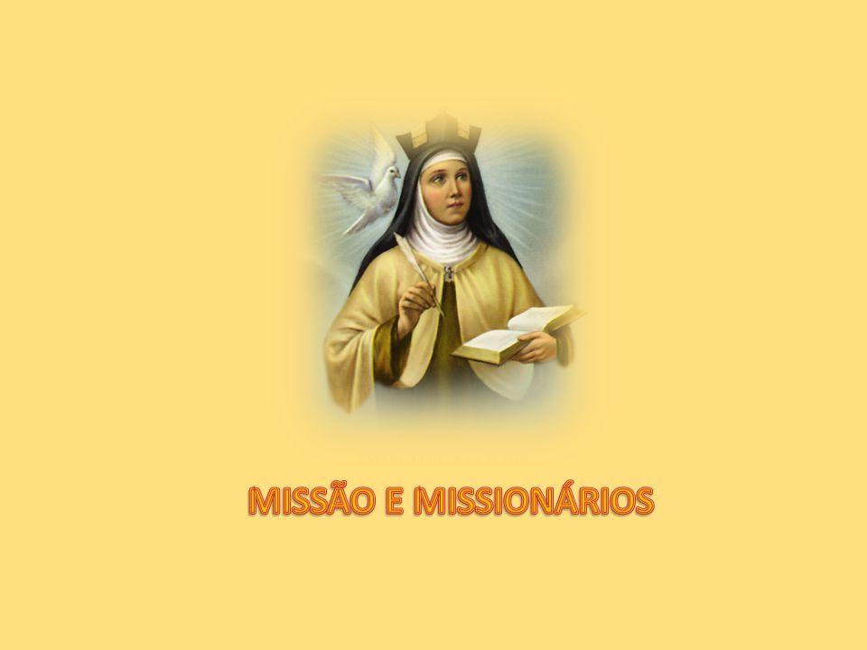 MISSÃO E MISSIONÁRIOS