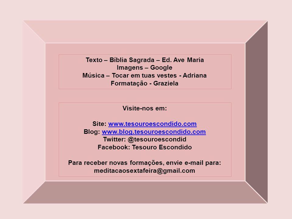 Texto – Bíblia Sagrada – Ed. Ave Maria Imagens – Google