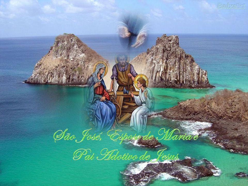 São José, Esposo de Maria e