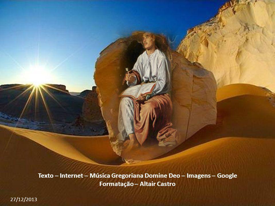 Texto – Internet – Música Gregoriana Domine Deo – Imagens – Google