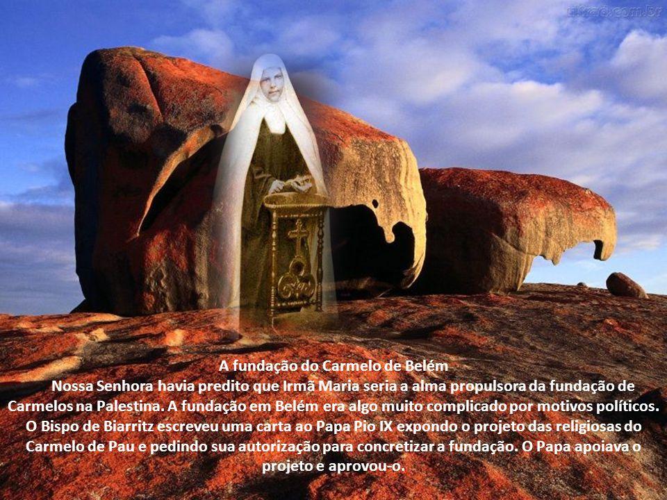 A fundação do Carmelo de Belém