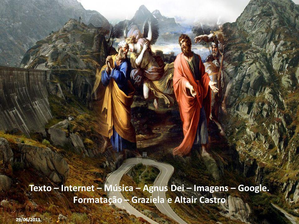 Texto – Internet – Música – Agnus Dei – Imagens – Google.
