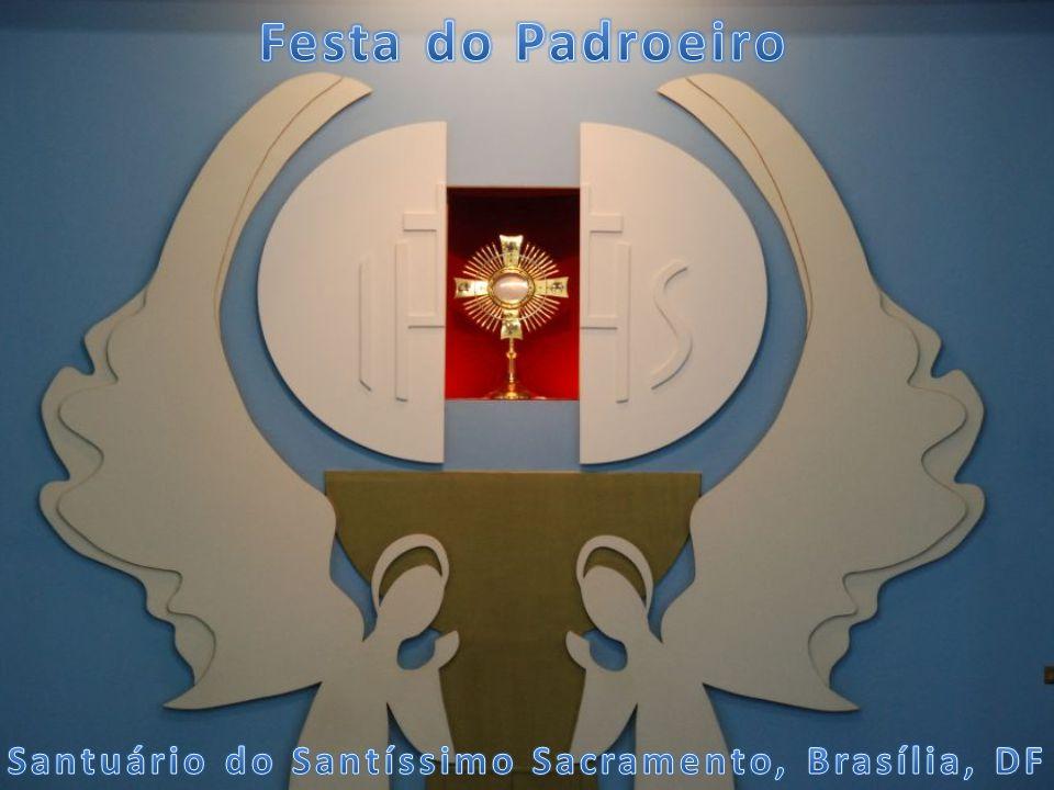 Santuário do Santíssimo Sacramento, Brasília, DF