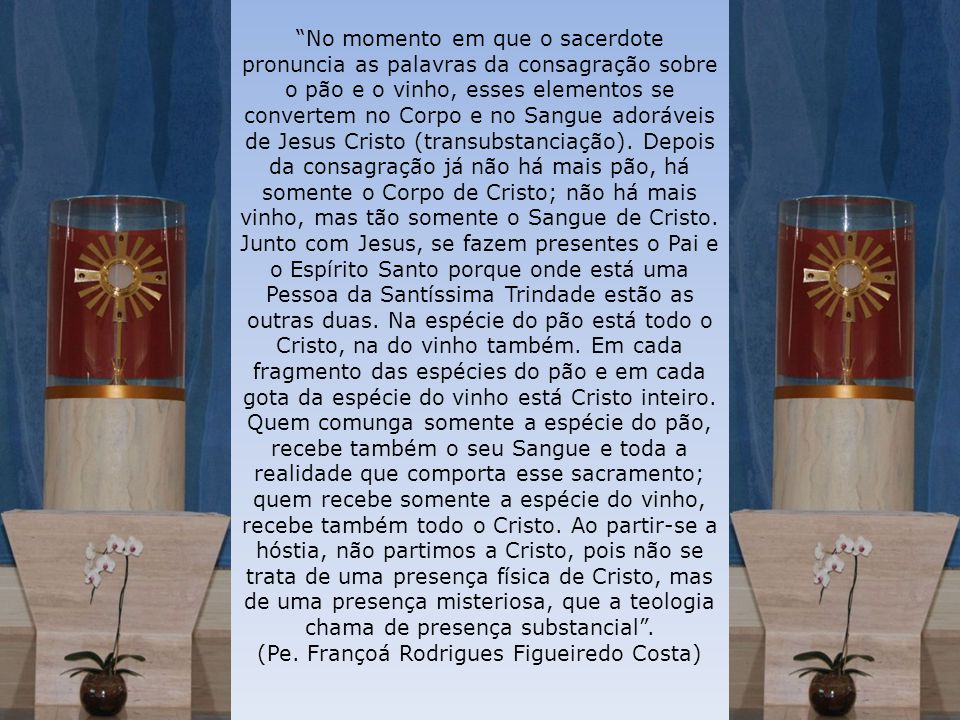 (Pe. Françoá Rodrigues Figueiredo Costa)