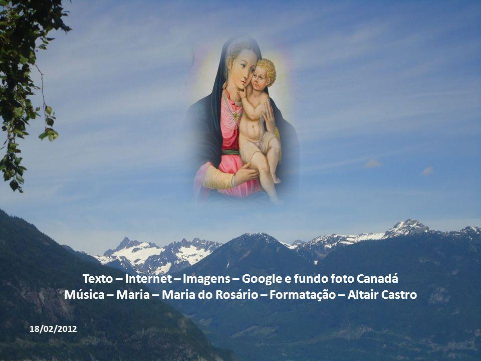 Texto – Internet – Imagens – Google e fundo foto Canadá