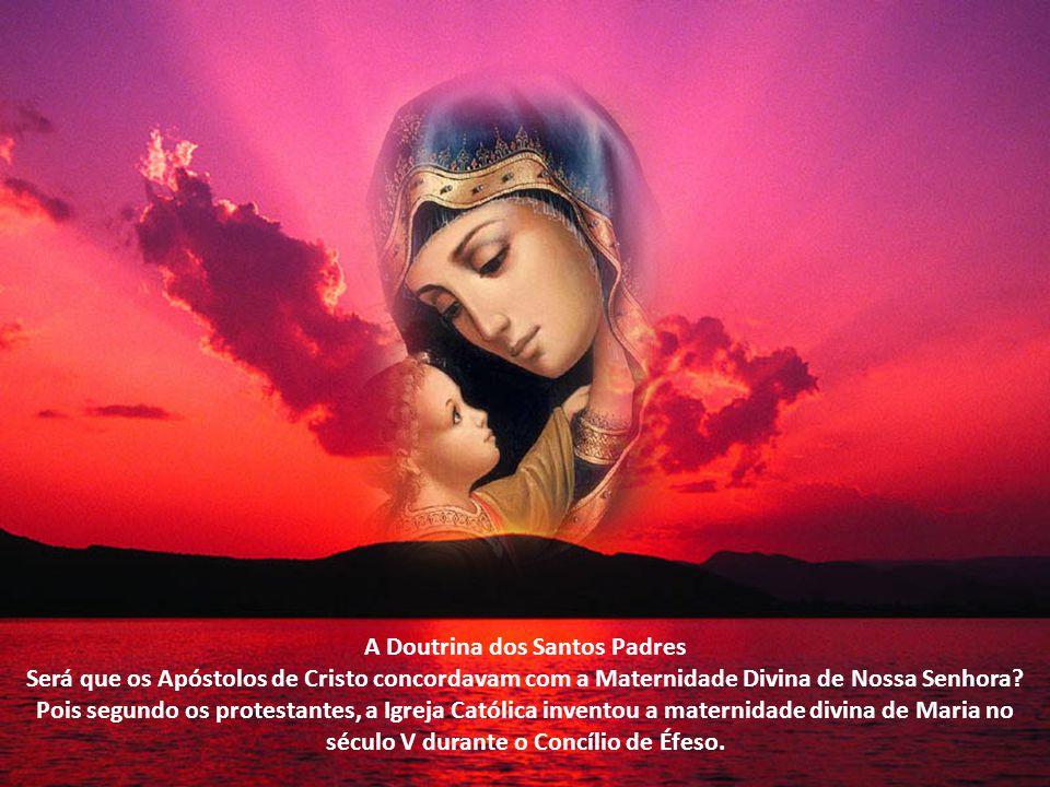 A Doutrina dos Santos Padres