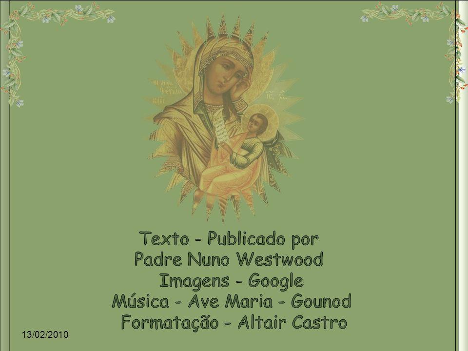 Música - Ave Maria - Gounod Formatação - Altair Castro