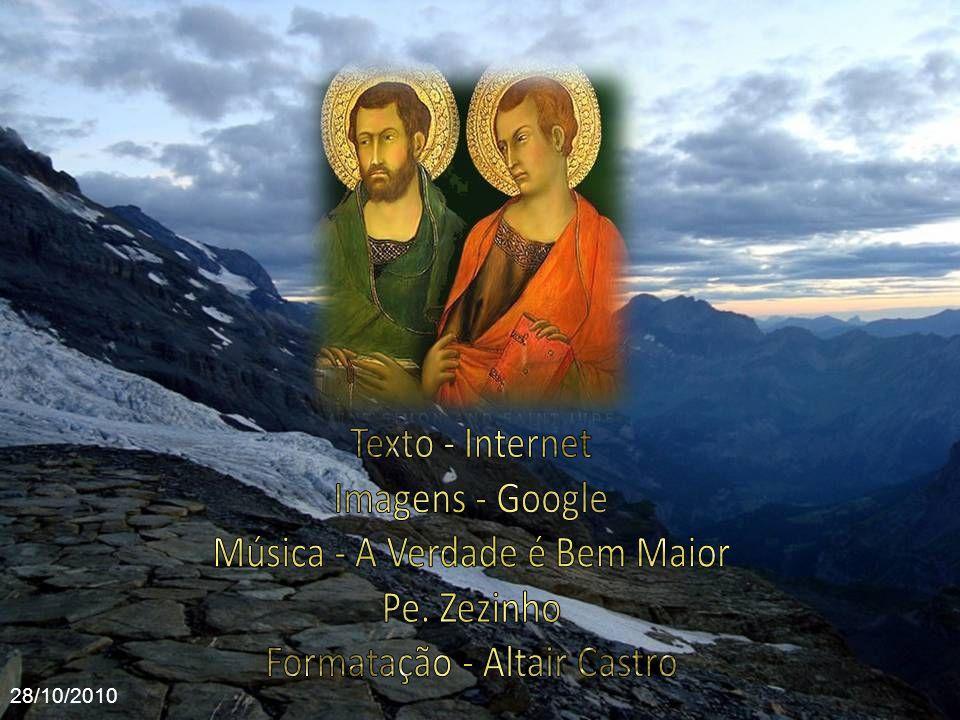 Música - A Verdade é Bem Maior Pe. Zezinho Formatação - Altair Castro