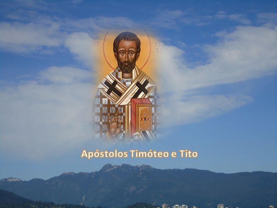Apóstolos Timóteo e Tito