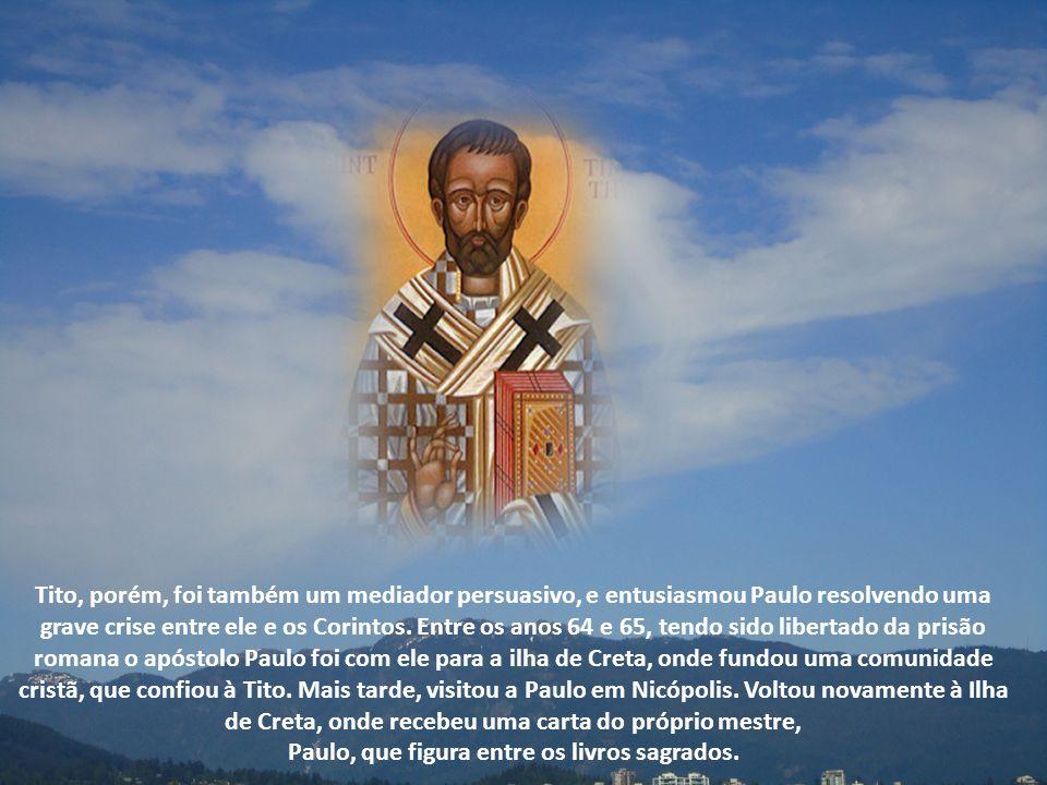 Paulo, que figura entre os livros sagrados.