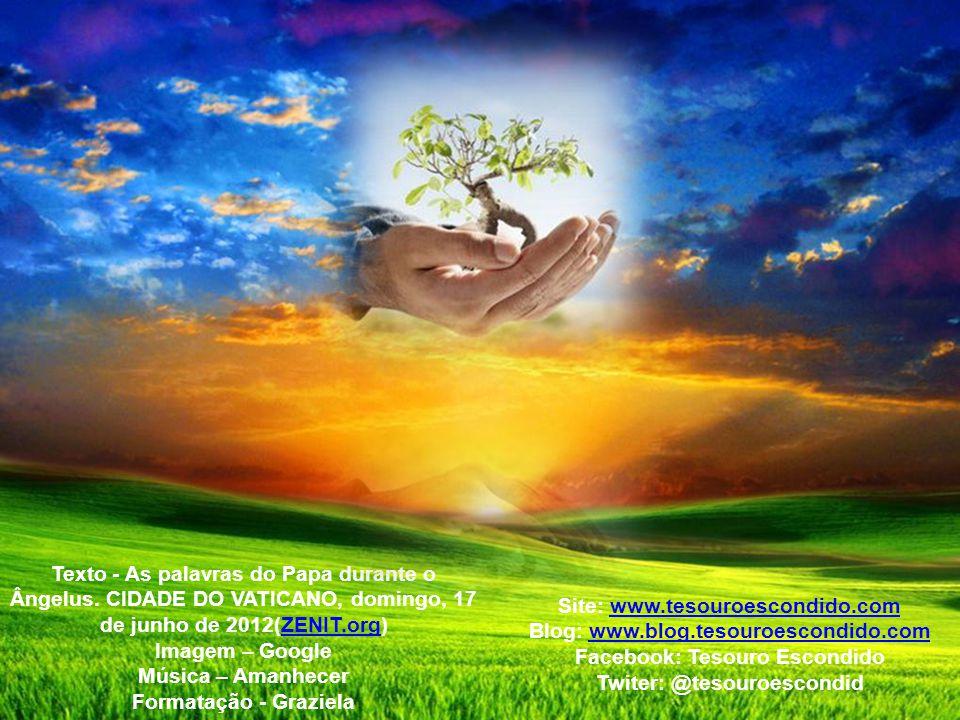 Site: www.tesouroescondido.com Blog: www.blog.tesouroescondido.com