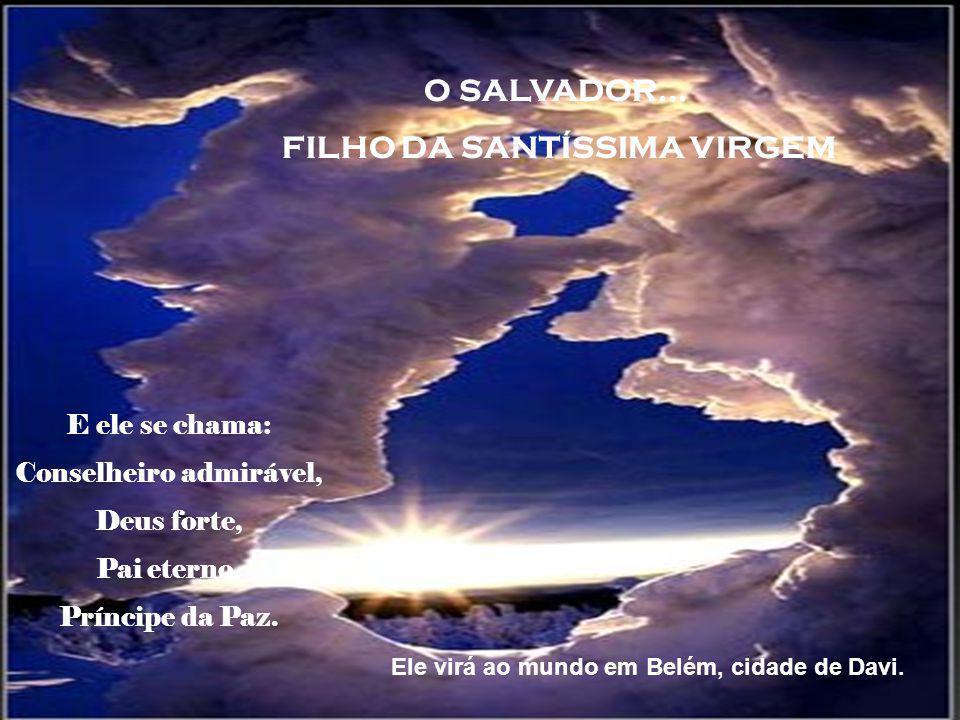FILHO DA SANTÍSSIMA VIRGEM