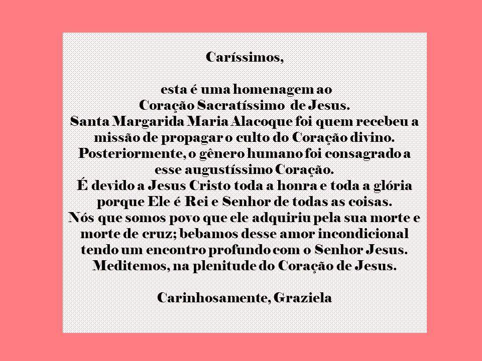 Coração Sacratíssimo de Jesus.