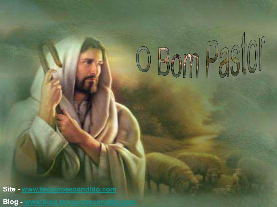 O Bom Pastor Site - www.tesouroescondido.com