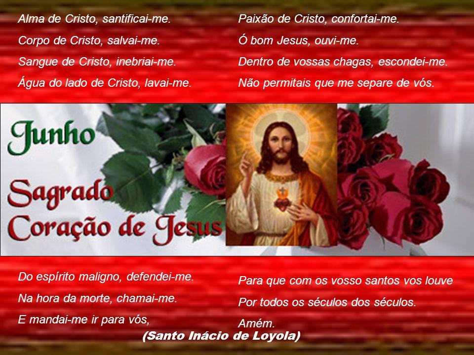 (Santo Inácio de Loyola)