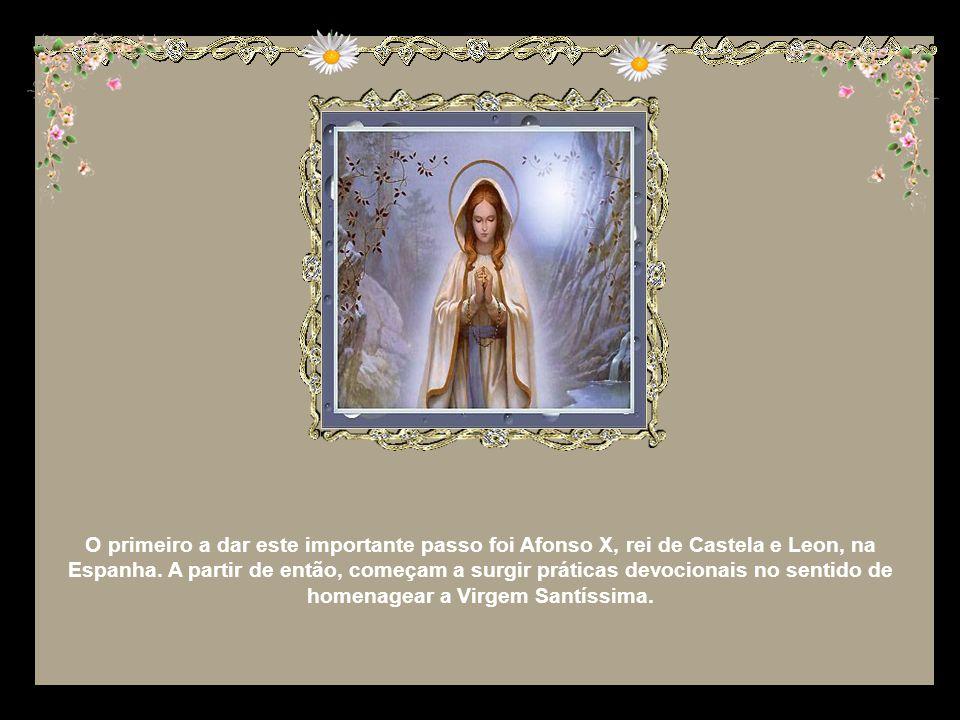 O primeiro a dar este importante passo foi Afonso X, rei de Castela e Leon, na Espanha.