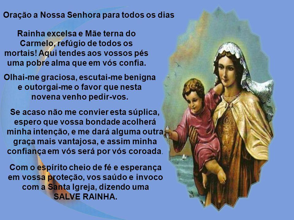 Oração a Nossa Senhora para todos os dias