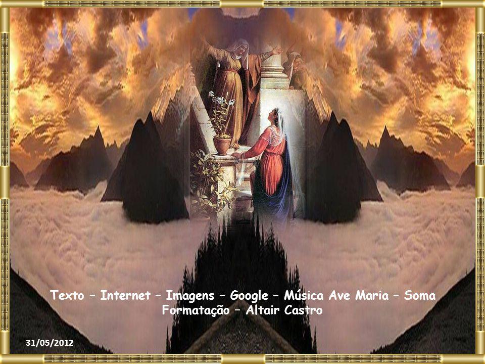 Texto – Internet – Imagens – Google – Música Ave Maria – Soma