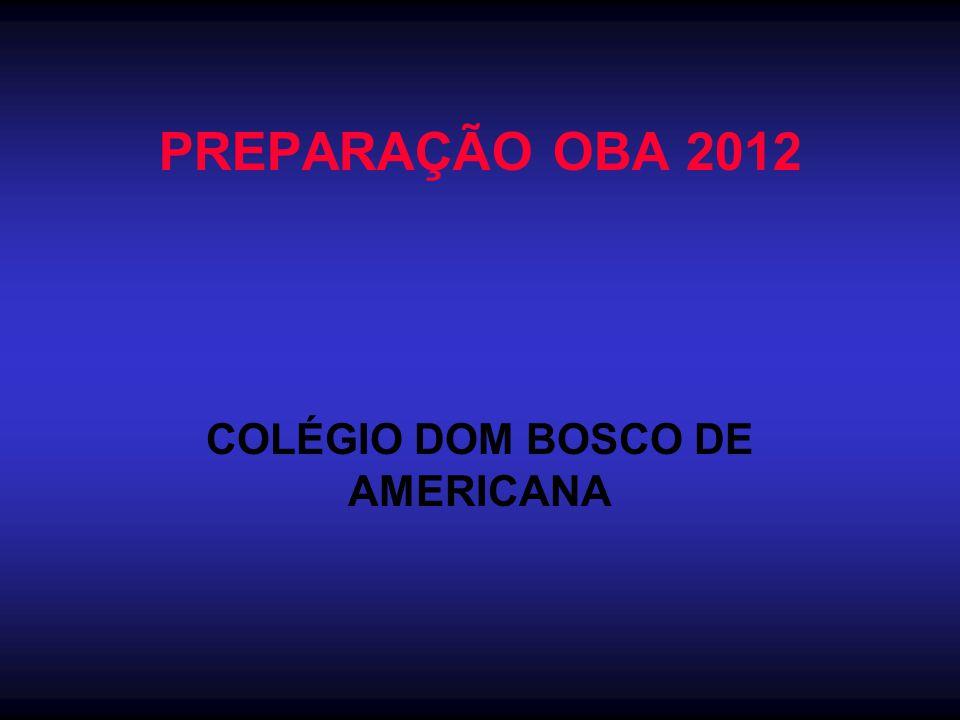 COLÉGIO DOM BOSCO DE AMERICANA
