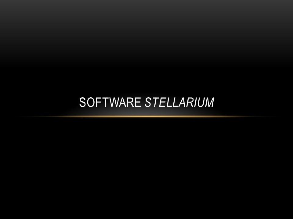 software stellarium